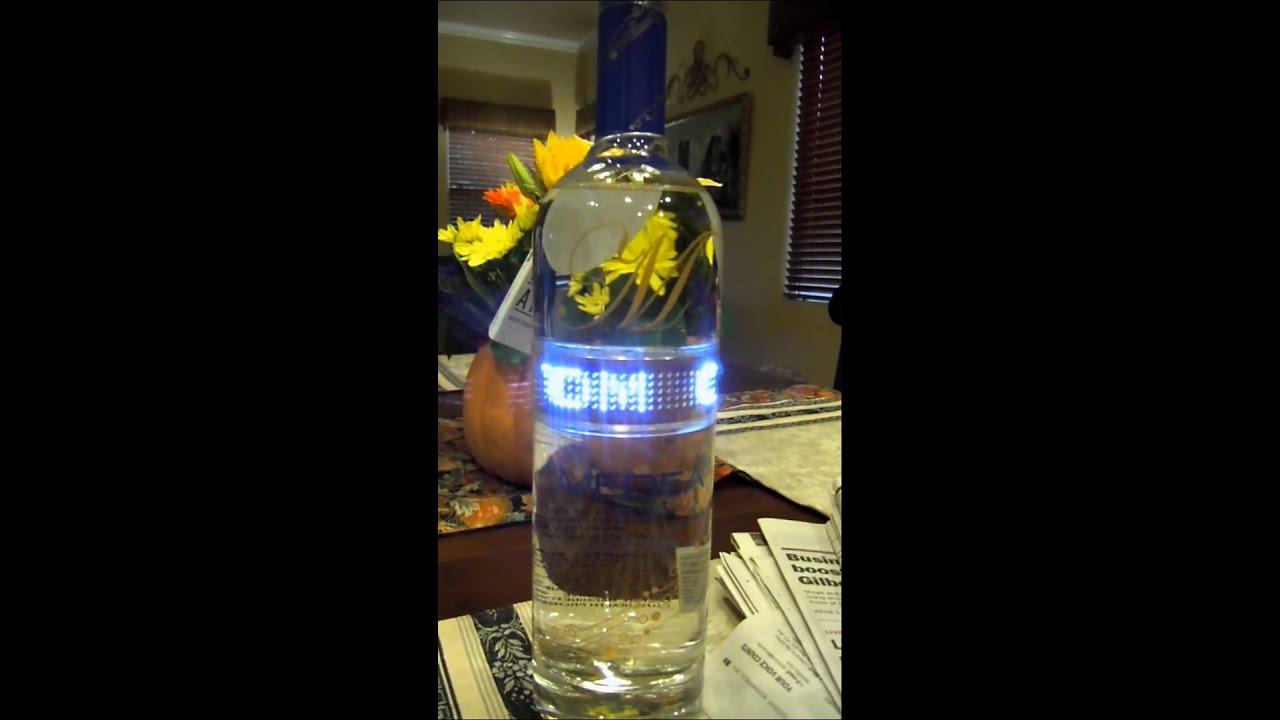 Medea Vodka Bottle Youtube
