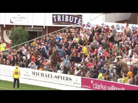 NatWest T20 Blast: Somerset v Hampshire