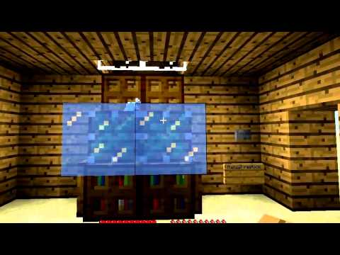 Minecraft Fish Tank Auto Restocking How to | automobile paint, | bill of sale for automobile