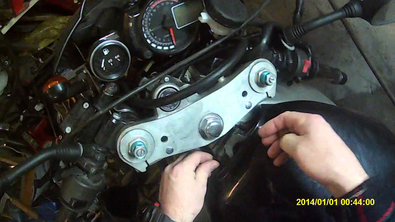 шум в двигателе honda cbr900rr