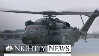 Navy 'Sea Dragon' Helicopter Unsafe For Flight | NBC Nightly News