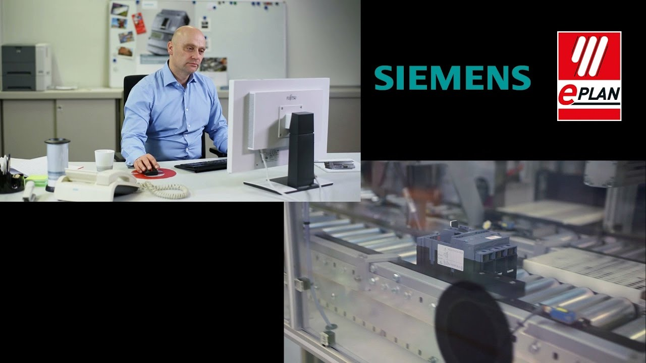 Eplan software solutions - Engineering In A New Dimension With Cax Data From Siemens And Engineering Solutions From Eplan