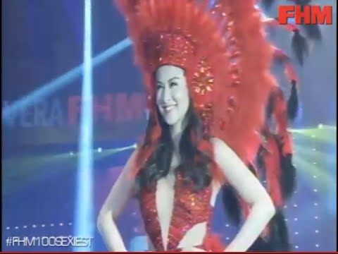FHM 100 Sexiest Women in the World 2014 Livestream