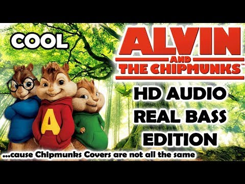 Cool - Jonas Brothers (Alvin And Chipmunks HD COVER) - NO ROBOTIC VOICES