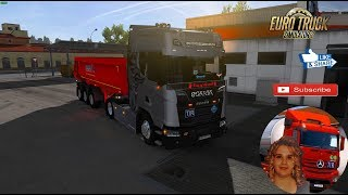 Euro Truck Simulator 2 (1.34)   Low deck chassis addon for Scania S, R & P Nextgen by Sogard3[v1.5][1.33-1.34] + DLC's & Mods https://forum.scssoft.com/viewtopic.php?f=35&t=254948  Support me please thanks Support me economically at the mail vanelli.isabe