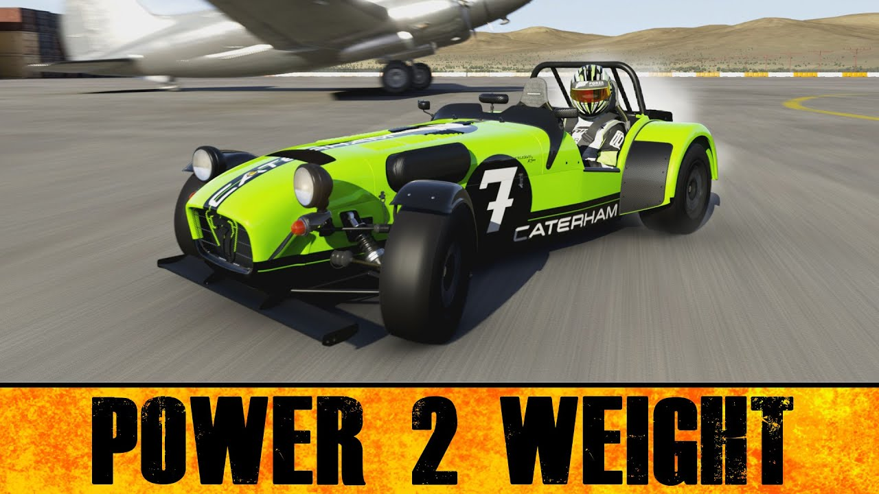 Best Power To Weight Ratio Forza 6 Youtube