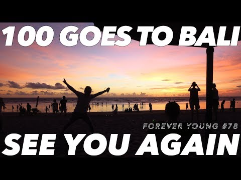 Teriakan Mantan (Last Day in Bali) -  Forever Young Eps. 78 ##
