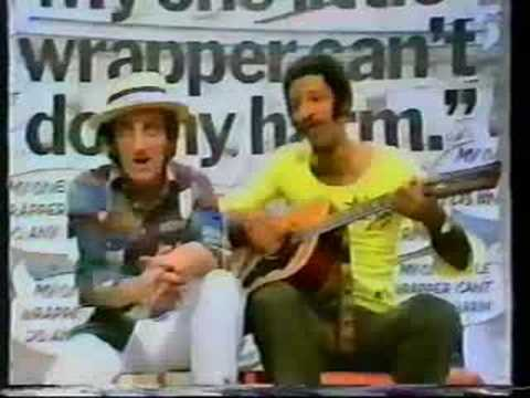 Marty Feldman - Pollution - Tom Lehrer
