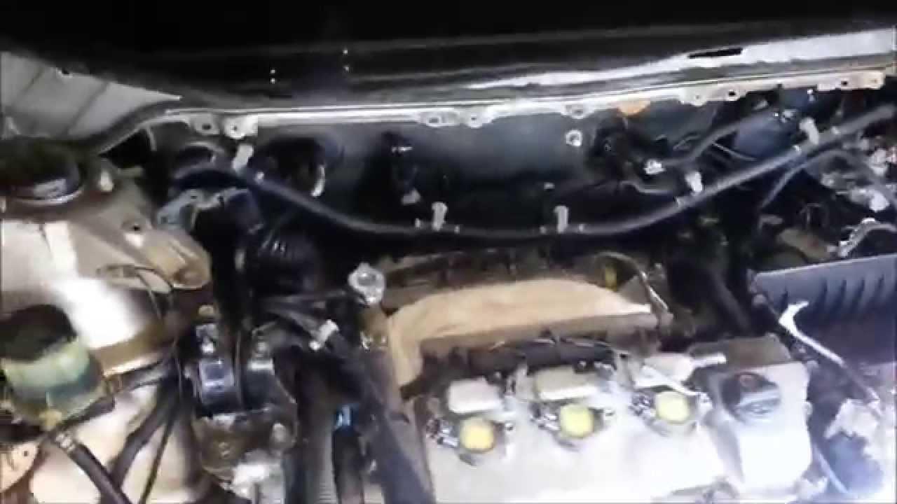 2014 Toyota Camry Exhaust Diagram