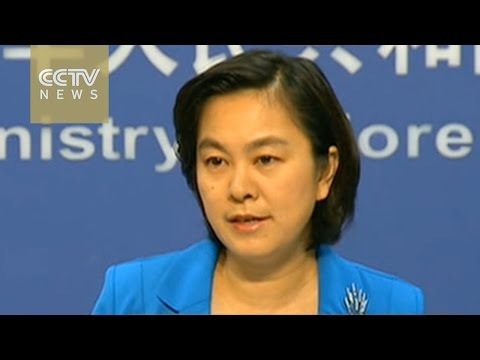 Chinese Foreign Ministry insists actions in East and South China Seas are legitimate