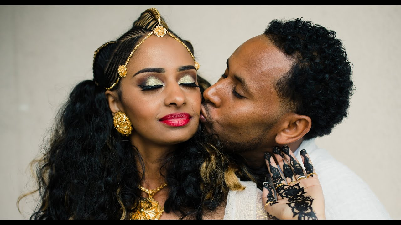 Eritrean: Eritrean Wedding In Seattle: Mike + Teamirat