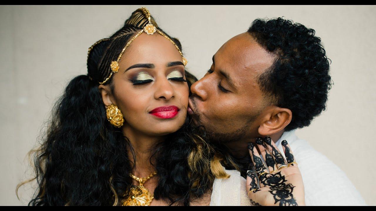 Eritrean Wedding In Seattle: Mike + Teamirat
