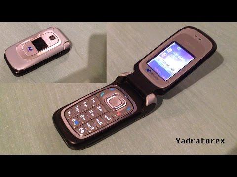 Nokia 6085 Retro Review (old Ringtones, Themes & Games) Flip Phone