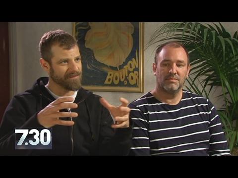 Mormon the Musical creators Trey Parker and Matt Stone say Trump is too hard to satirise