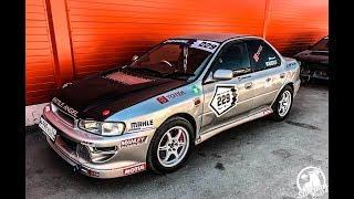 Чемпионская Subaru На Автомате 3,5с До Ста!!!!