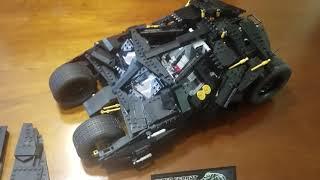 LEPIN BUILDING BLOCKS - Batman Tumbler