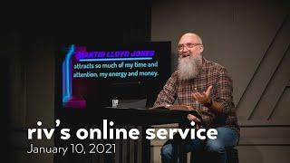 Online Service  January 10, 2021