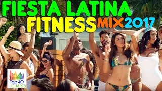 FIESTA LATINA FITNESS VERANO 2017 🍹🌴 BEST LATIN FITNESS MIX 🔊🔝The Fate Of The Furious FITNESS Mix