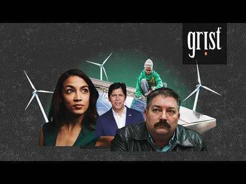 The Green New Deal: fixing climate and the economy?