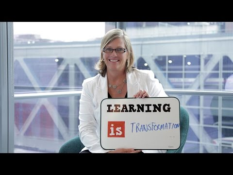 Learning is..Transformation | Russell Sarder feat. Alison Cunard, GM of Microsoft LeX | Series102