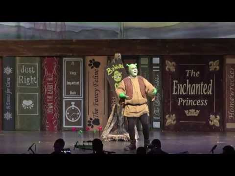 Big Bright Beautiful World - Shrek The Musical