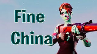 Fortnite Montage - Fine China (Juice WRLD)