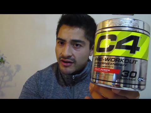 C4 Pre-Workout  Español [ Review ] Cellucor c4 Pre-Entreno | Pre-Workout Supplement |