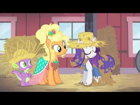 My Little Pony | AppleJewel - Full scene | Simple Ways [HD]