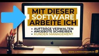Hochzeit Management | Angebote schreiben, Aufträge verwalten, Kunden Management