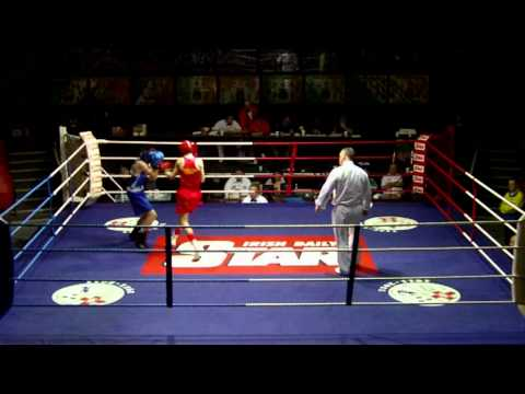 all-ireland semi final patrick bradley boxing