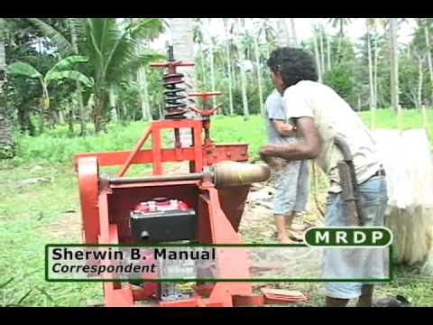 Industriya sa abaca buhi sa Sarangani ug Davao Region