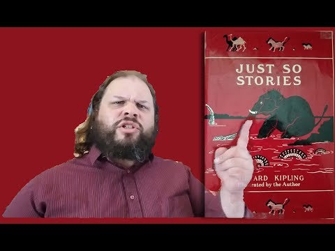 Book Review: Just So Stories by Rudyard Kipling