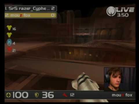 IEM Dubai Quake Live - Cypher vs Fox 4/4