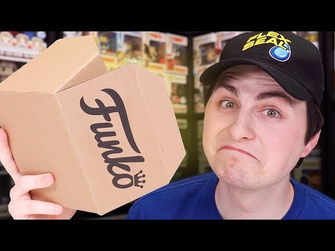 *SOLD OUT* Unboxing A Retro Funko Pop!