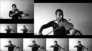 Naruto Shippuden - Man Of The World (Violin Cover)