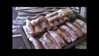 Cooking | nems au porc. vrai recette et tutoriel