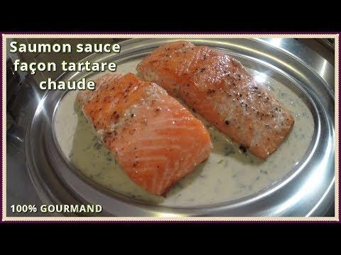 saumon-a-la-poêle-crème-fraîche---recette-et-cuisson