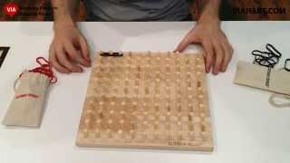 Rubber Road Rubber Band Board Game | Rules & How To Play