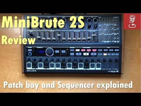 MiniBrute 2S Review - Spoiler: S Stands for inSane Sequencer...