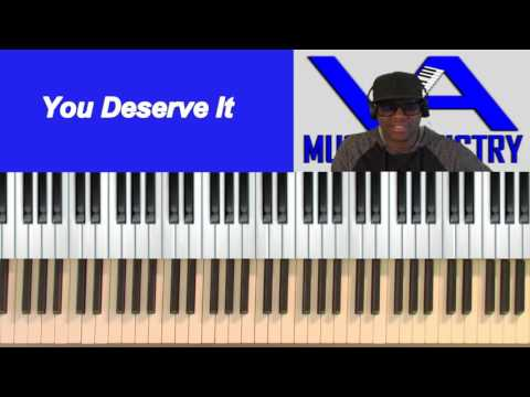 You Deserve It by JJ Hairston & Youthful Praise