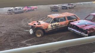 Demolition Derby (20 cars, small pit)