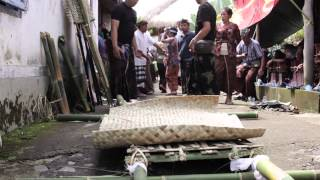 The Last Journey: a Burial Ceremony in Bali