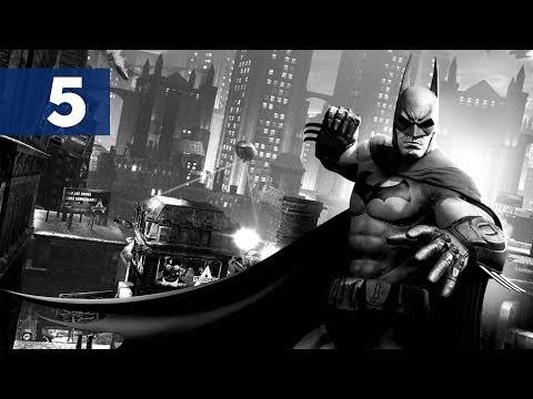 Прохождение Batman: Arkham Origins [DLC: Cold, Cold Heart] HD|PC - Часть 1 (Похолодание)