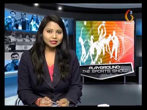Playground - ગુજરાત સ્ટેટ બેડમિંટન ટુર્નામેન્ટ  (Gujarat state badminton Tournament )