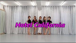 Hotel California - Line Dance …