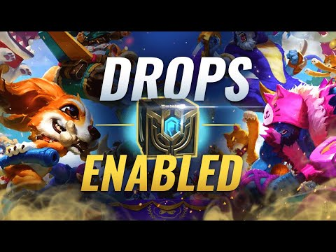 HUGE UPDATE: FREE Skins & Loot From DROPS On Stream - League Of Legends Esports