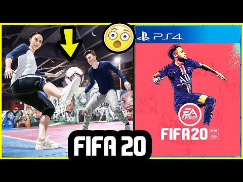 NEW THINGS YOU NEED TO KNOW ABOUT FIFA STREET MODE IN FIFA 20 (Volta Football) - 동영상