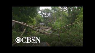 Rare tornado strikes Cape Cod, Massachusetts