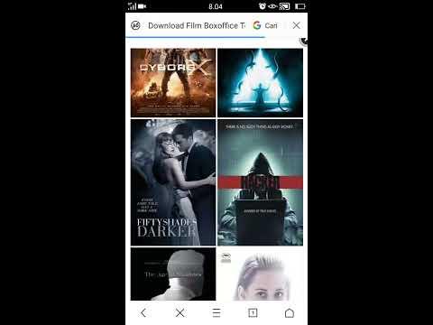 Cara Download Film di Mintafilm.id Menggunakan HP Android