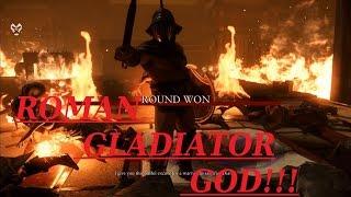 ROMAN GLADIATOR GOD!!! Ryse: Son of Rome Gameplay